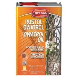 Rustol Owatrol Antirouille incolore multifonction Additif peinture
