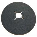 Disque ponçage fibre Ø 125 Corindon Céramique Haute Performance