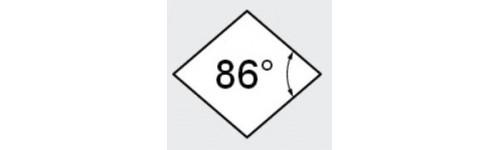 M - Rhombique 86°